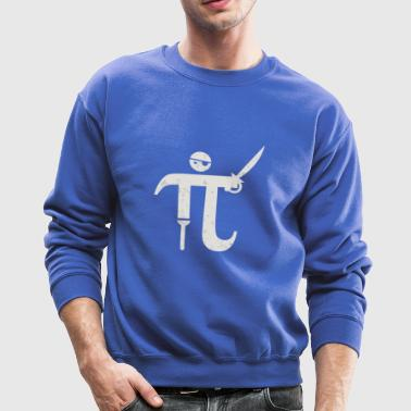 Pi rate - Crewneck Sweatshirt