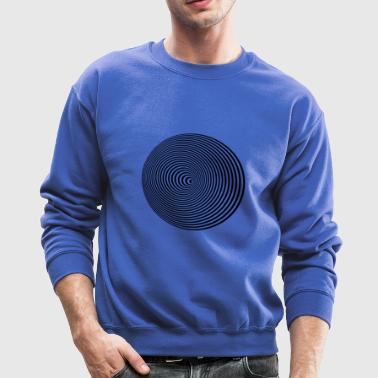 Optical illusion - Crewneck Sweatshirt