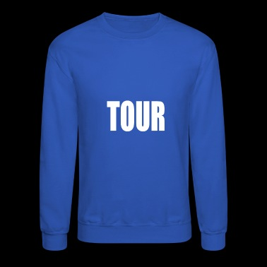 TOUR - Crewneck Sweatshirt