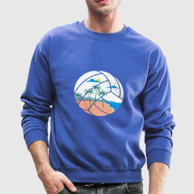 Beach Volleyball - Crewneck Sweatshirt