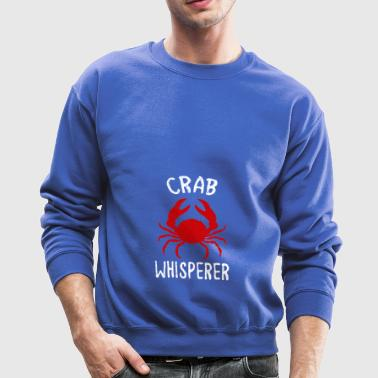 crab whisperer - Crewneck Sweatshirt