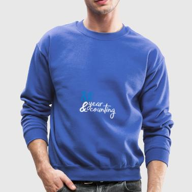8th anniversary - Crewneck Sweatshirt