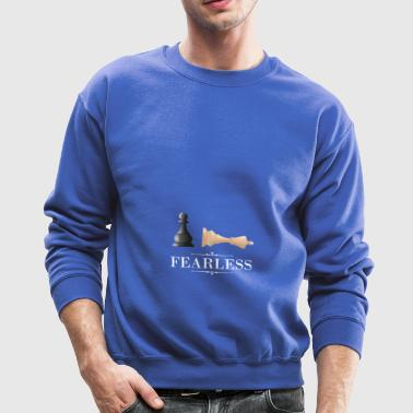Fearless Chess Lover - Crewneck Sweatshirt
