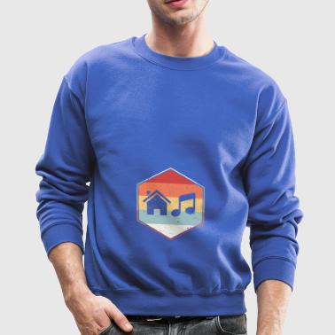 House Music - Crewneck Sweatshirt