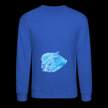 Dolphin drawing - Crewneck Sweatshirt