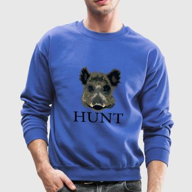 Hog Hunt - Crewneck Sweatshirt