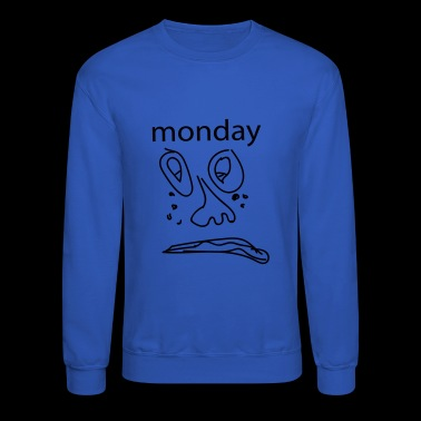 monday - Crewneck Sweatshirt