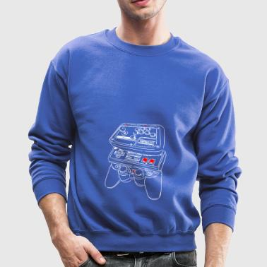 VIRTUAL STICK - Crewneck Sweatshirt
