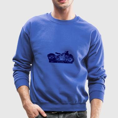 Taverniti motocycle - Crewneck Sweatshirt