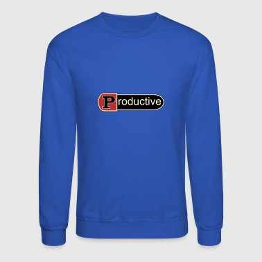 Productive - Crewneck Sweatshirt