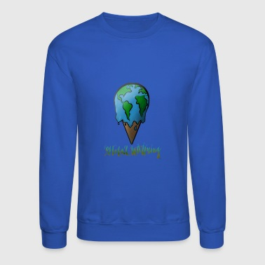 Global Warming - Crewneck Sweatshirt