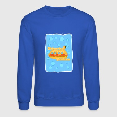Submarine Sandwich - Crewneck Sweatshirt