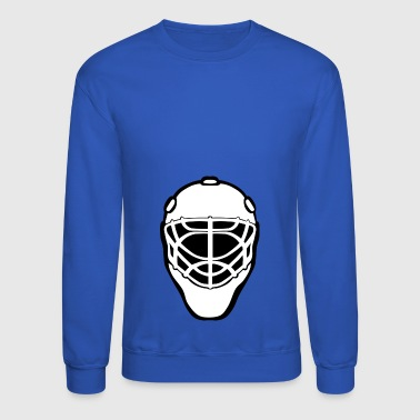 Hockey mask - Crewneck Sweatshirt