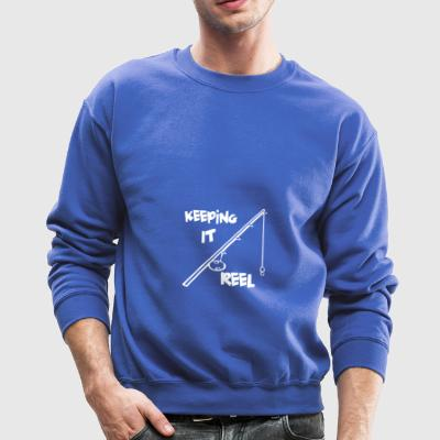Keeping it Reel - Crewneck Sweatshirt