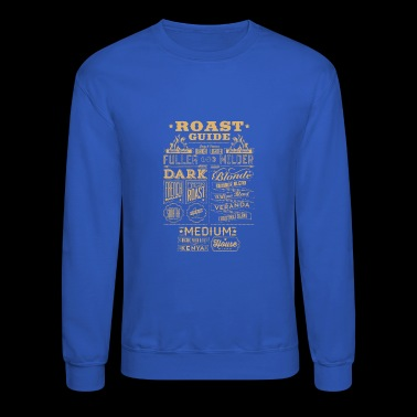 Roast guide - Crewneck Sweatshirt