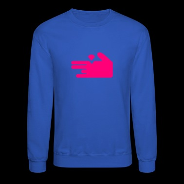 Snatch Fingers - Crewneck Sweatshirt