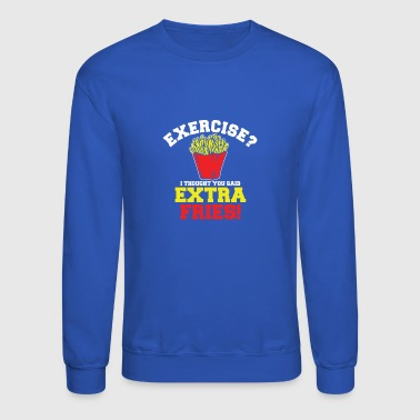 Exercise - Crewneck Sweatshirt