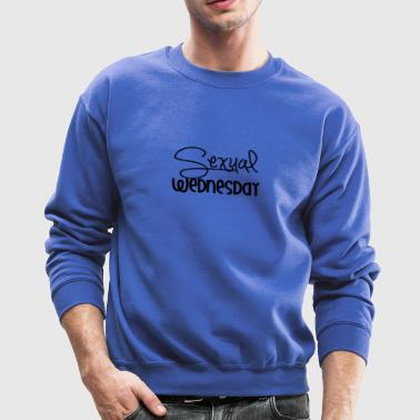 Sexual Wednesday - Crewneck Sweatshirt