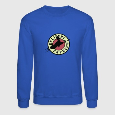 Delivery Express - Crewneck Sweatshirt