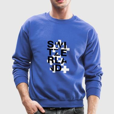 Switzerland Swiss Style - Crewneck Sweatshirt
