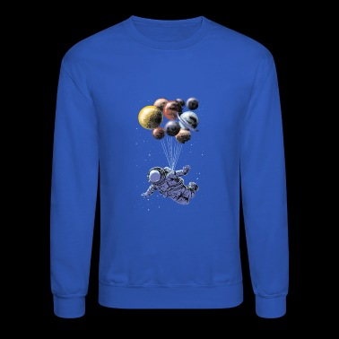 Space Travel - Crewneck Sweatshirt