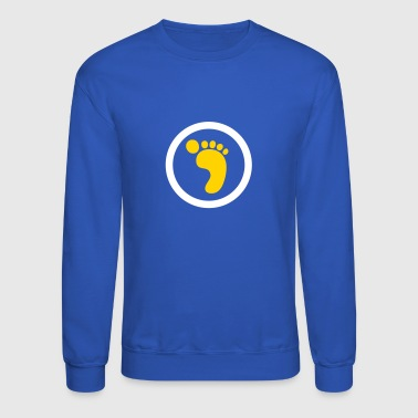 Ecological Footprint - Crewneck Sweatshirt
