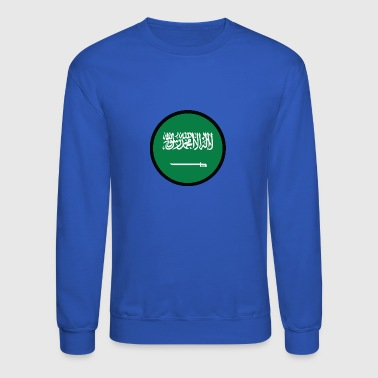 Under The Sign Of Saudi Arabia - Crewneck Sweatshirt
