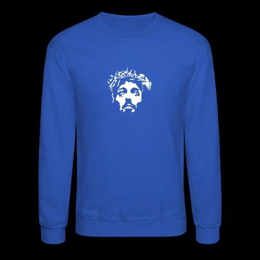 Jesus Christ Catholic Christian - Crewneck Sweatshirt
