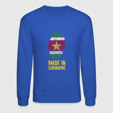 Made In Suriname / Sranan - Crewneck Sweatshirt