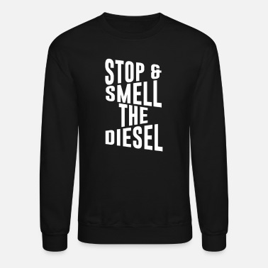 e88e10484 Stop and Smell the Diesel Funny Truck T-shirt Men's Premium T-Shirt ...