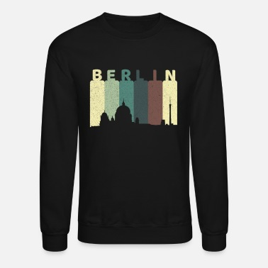 Skyline Of Berlin Berlin skyline - Crewneck Sweatshirt
