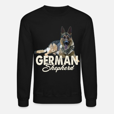 German Shepherd German Shepherd Shirt - German Shepherd Love Shirt - Unisex Crewneck Sweatshirt