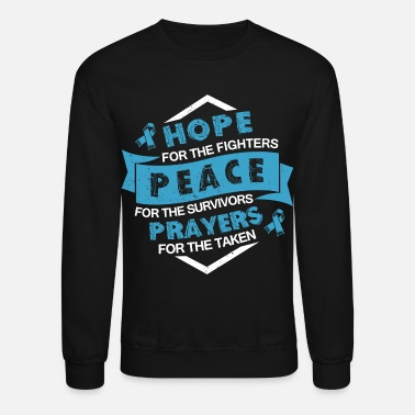 Disease Hope Peace Prayers | Graves Disease - Crewneck Sweatshirt