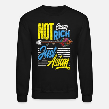 Asian Asians - Unisex Crewneck Sweatshirt