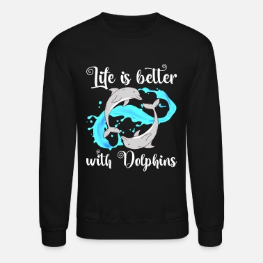 Deep Sea Sea Creatures Ocean Sea Swim Deep Sea Tshirt - Unisex Crewneck Sweatshirt