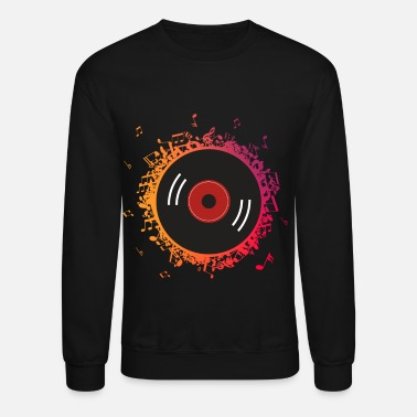 Music Club Music - Unisex Crewneck Sweatshirt
