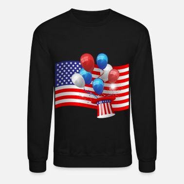 Feast Day USA feast Day - Unisex Crewneck Sweatshirt