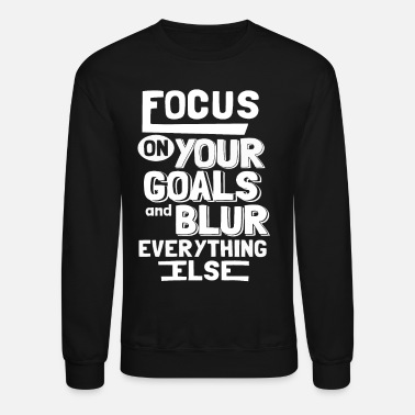 Ceo Golas Mindest Success CEO Entrepreneur - Unisex Crewneck Sweatshirt