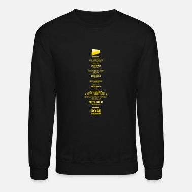Greenbay m greenbay back - Unisex Crewneck Sweatshirt
