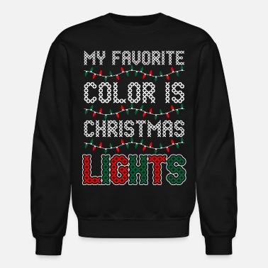 4fddfb09d2 My Favorite Color Is Christmas Lights Men's Premium T-Shirt ...