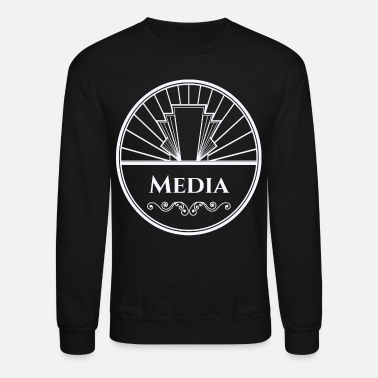 Media and Technology - New Caelus - Unisex Crewneck Sweatshirt