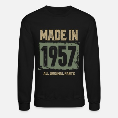 Made In 1957 Made In 1957 - Unisex Crewneck Sweatshirt
