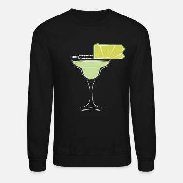 Margarita Pennsylvania Lime Margarita July 4th Funny Margarita Tee - Unisex Crewneck Sweatshirt