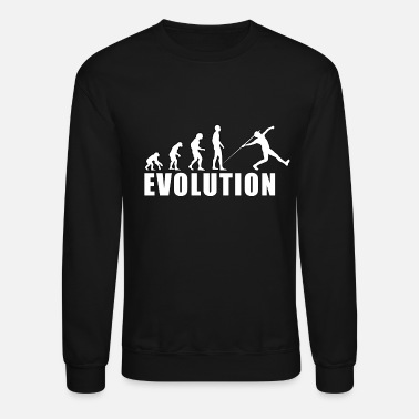 Olympus EVOLUTION JAVELIN THROW - Unisex Crewneck Sweatshirt