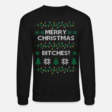 Ugly Funny Ugly Christmas Sweater - Unisex Crewneck Sweatshirt