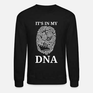 cruise ships are in my DNA - Unisex Crewneck Sweatshirt