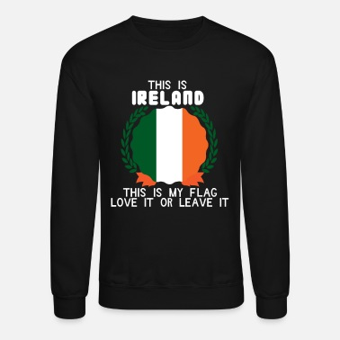 Home Country Ireland Home Country - Unisex Crewneck Sweatshirt