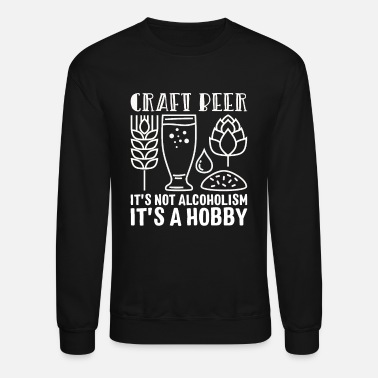 Beer Craft Beer - Unisex Crewneck Sweatshirt