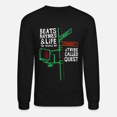 Tribe Tribe Called Quest - Crewneck Sweatshirt