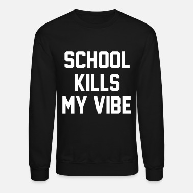Back To School School - Unisex Crewneck Sweatshirt